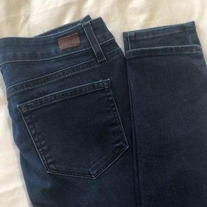 Paige Verdugo Ankle Super Stretchy Jeans